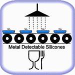 силикон метален детектор